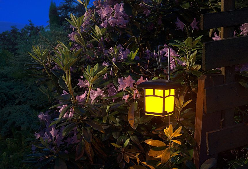 garden outdoor lighting lantern
